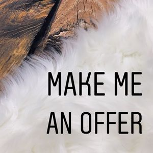 Shoes - MAKE ME AN OFFER